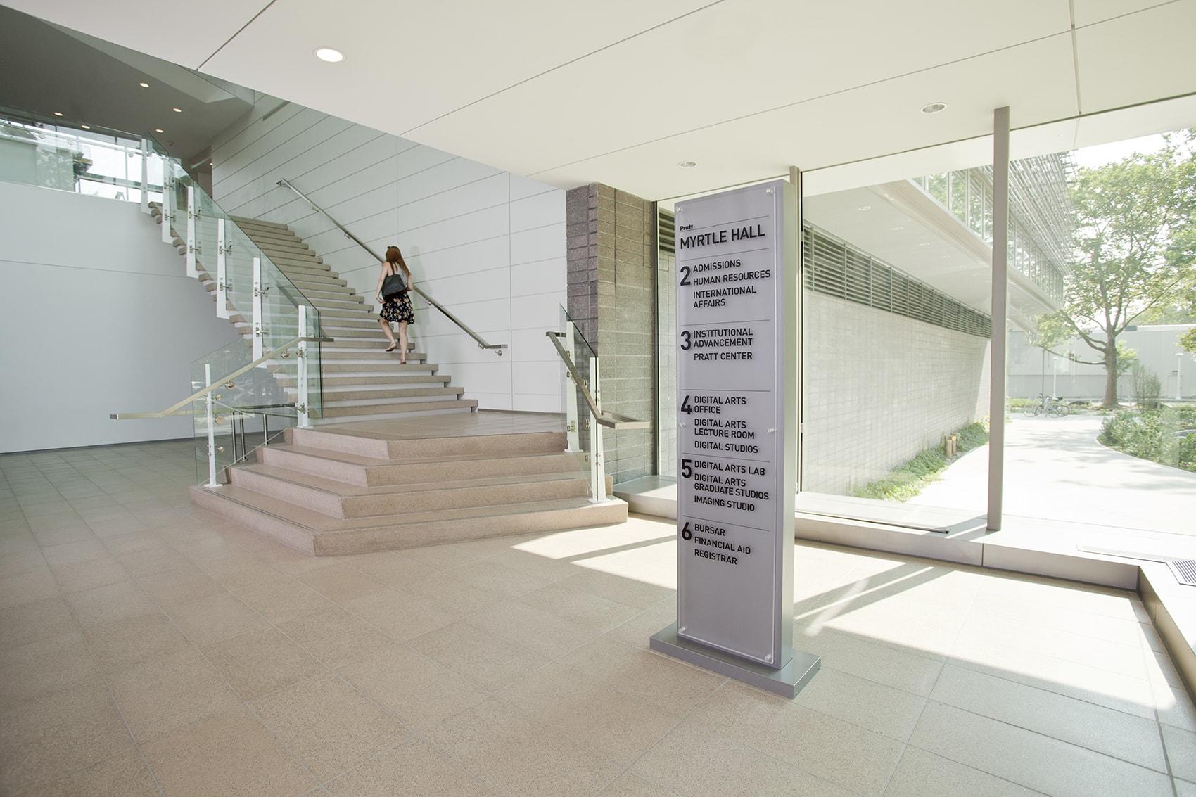 Location Pratt Insute Brooklyn Ny Architect Wasa Studio A